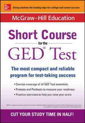 McGraw-Hill  Education Short Course for the GED Test By Mcgraw-hill's Ged (COR)