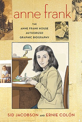Anne Frank By Jacobson, Sid/ Colon, Ernie